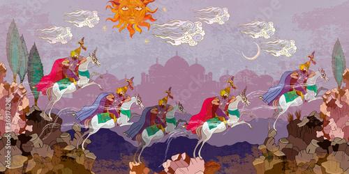 Canvastavla Ottoman Empire