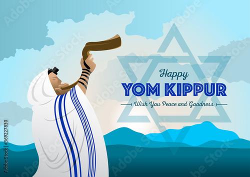 Wallpaper Mural Yom Kippur Celebration