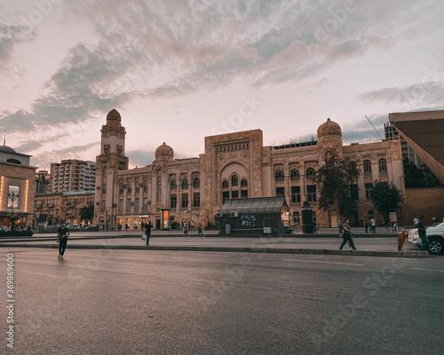 фотография BAKU, AZERBAIJAN; 06 AUGUST 2020