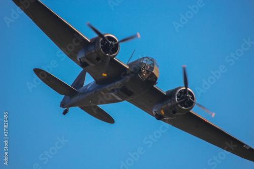 Valokuva A World War II Bristol Blenheim light bomber
