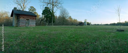 Fotografia, Obraz Snodgrass Hill, Chickamauga Naationl battlefield, GA