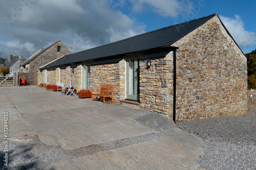 Old farmhouse buildings and cottages renovated and refurbished. Turned in holiday homes and cottages.