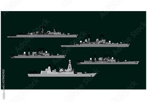 Fotografía Royal Navy
