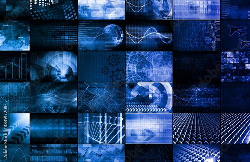 Vászonkép Emerging Technologies