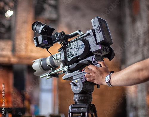 Fotomural Film industry