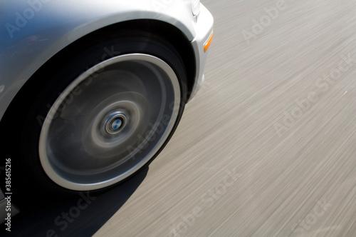 Canvas Print BMW Performance Driving School
