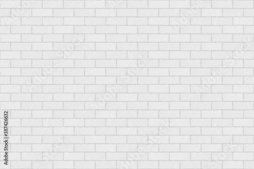 White wall background Fototapeta