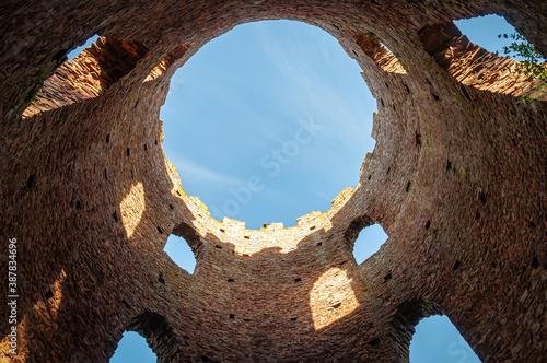 Fotomural Conygar Tower Dunster Castle