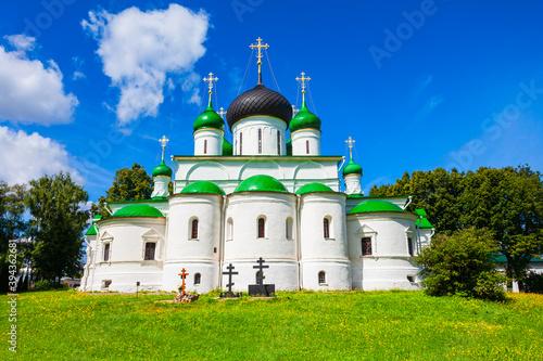 Fotografie, Obraz Fedorovsky or Feodorovsky Monastery, Pereslavl Zalessky