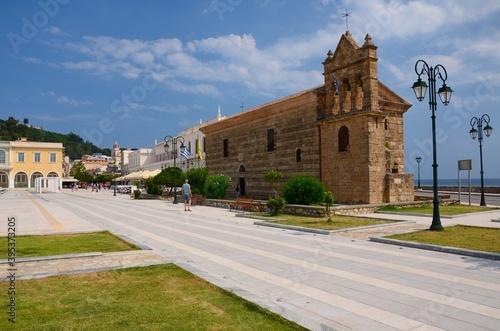 Photo Zante, the capital of Zakynthos
