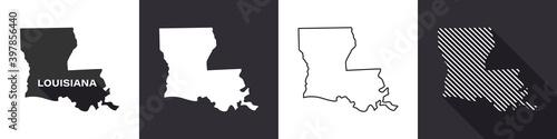 Fototapeta State of Louisiana