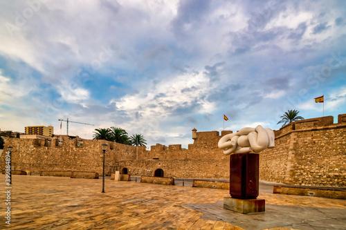 City of Melilla, spanish africa