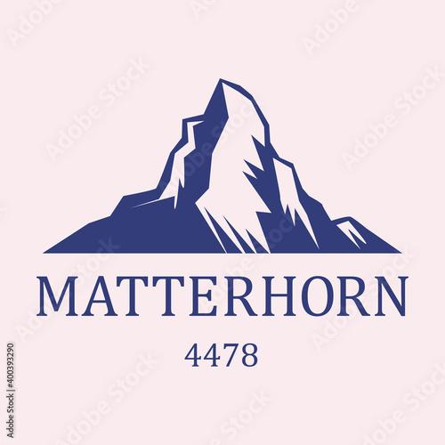 Photo Matterhorn, Swiss Alps