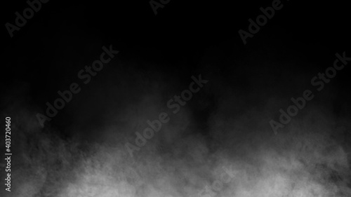 Fotografia Mystery fire fog texture overlays for text or space