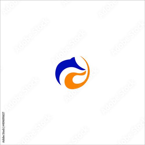 Cuadros en Lienzo logo animal honay badger icon templet vector