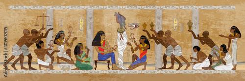 Fotografiet Ancient Egypt