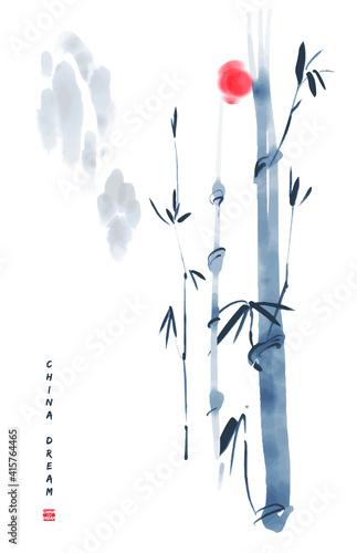 Fototapeta w stylu orientalnym