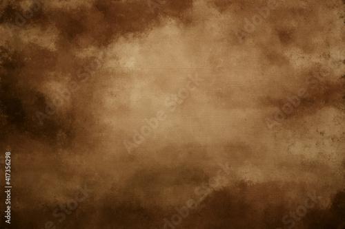 Obraz na plátně Fine art texture. Old abstract oil painted background.