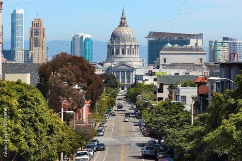 Canvas San Francisco city hall