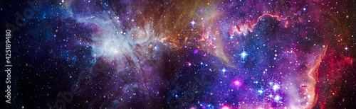 Fotografiet Deep space