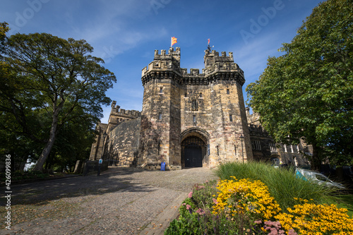 Stampa su Tela Lancaster Castle