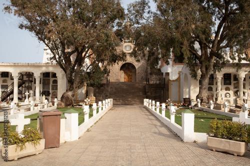 Cementerio Cristiano Melilla