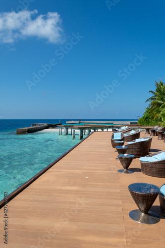 Fotografie, Obraz Fihalhohi Island Resort