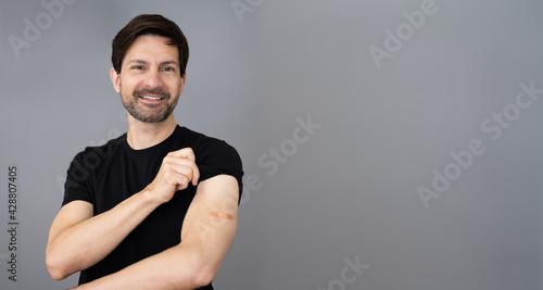 Valokuva Corona Vaccine Injection