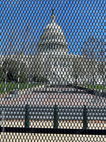 US Capitol Building - Washington DC Fototapeta