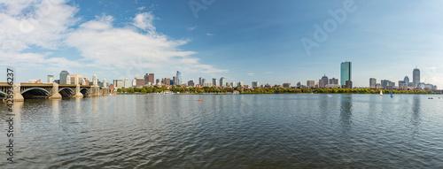 Fotografia skyline of Boston