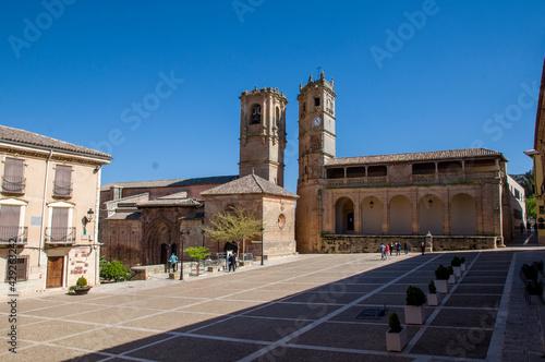 Alcaraz., Albacete. Castilla la Mancha, España