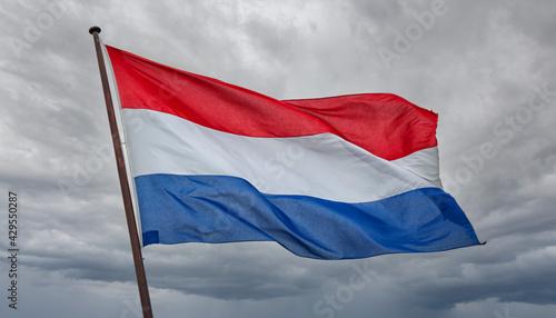 Photo Dutch flag