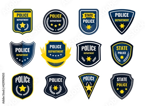 Photo Police badge