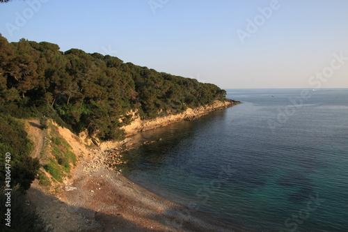 Obraz na plátně La presqu'île du Cap Ferrat, France