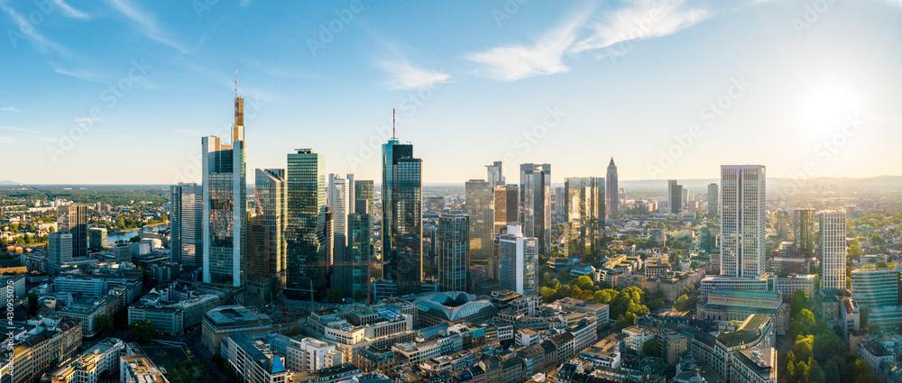 Frankfurt Mainhattan