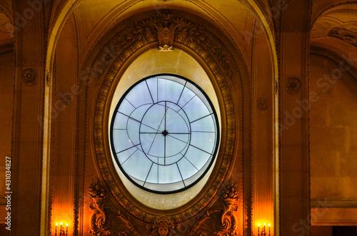 Photo louvre window