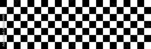 Checkered flag Fototapet