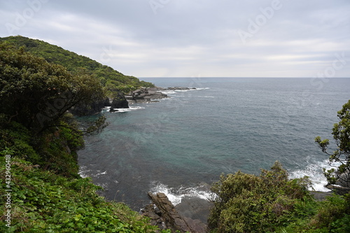 Slika na platnu coastlin susa