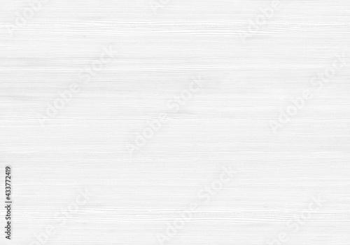 Obraz na plátně Minimal white wood texture background seamless