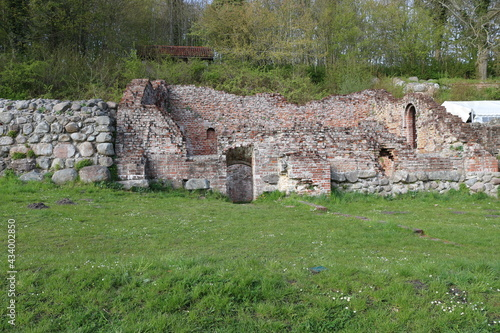 Stampa su Tela Antvorskov Monastery (Danish: Antvorskov Kloster) was the principal Scandinavian monastery of the Catholic Order of Saint John of Jerusalem, located about one kilometer south of the town of Slagelse