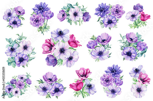 Fotografía Bouquet of flowers