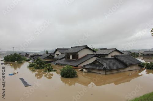 Photo 西日本豪雨の真備