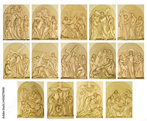 Foto The Stations of the Cross