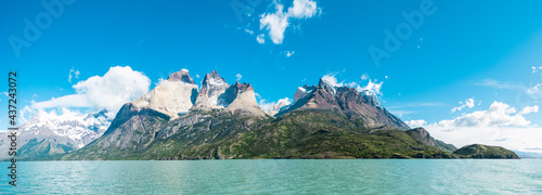 Fotografie, Tablou Torres Del Paine