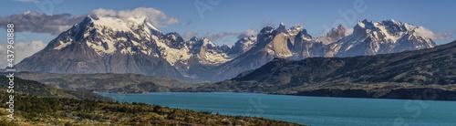 Tablou Canvas Torres del Paine panorama