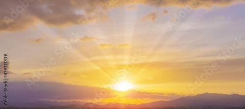 Fotografie, Tablou 朝の光