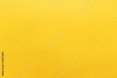 Texture of yellow fabric, closeup