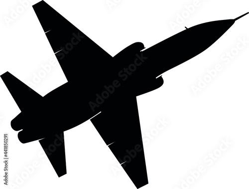 Murais de parede Northrop T-38 Talon is a twin-engine trainer from the US manufacturer Northrop C