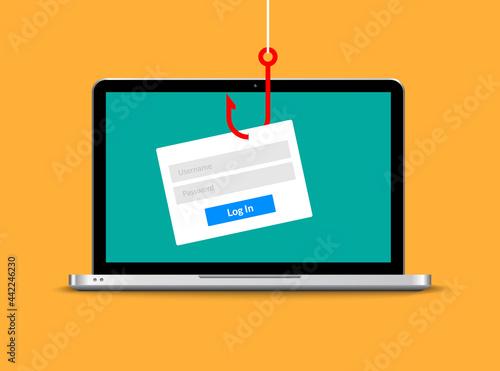 Tela Data phishing hacking online