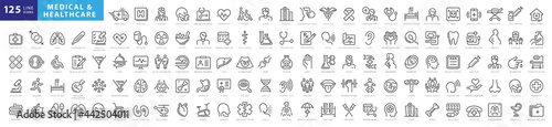 Photographie Medicine outline iconset